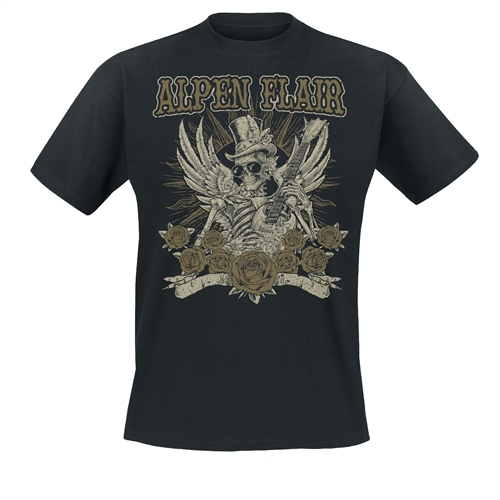 Alpen Flair - Destilled, T-Shirt